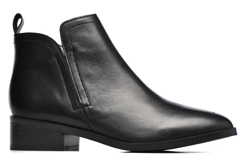 Bottines et boots Buffalo Talia 1 Noir vue derrière