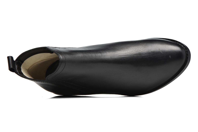 Bottines et boots Buffalo Talia 1 Noir vue gauche