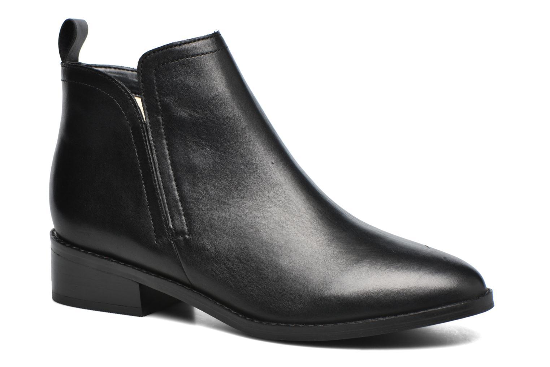Bottines et boots Buffalo Talia 1 Noir vue détail/paire