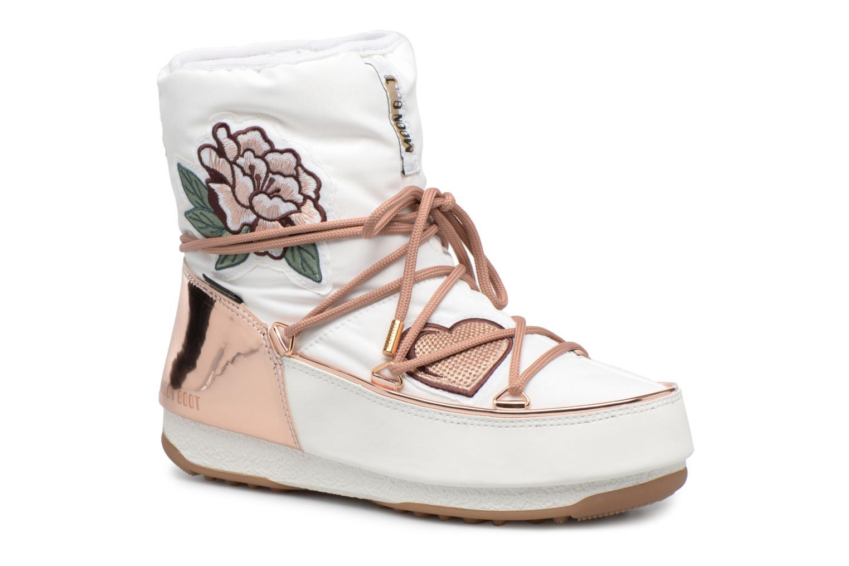 Últimos recortes de precios Moon Boot Moon Boot Peace (Blanco) - Botas chez Sarenza