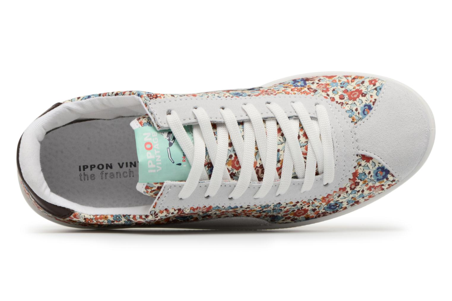Trainers Ippon Vintage Captain space Multicolor view from the left