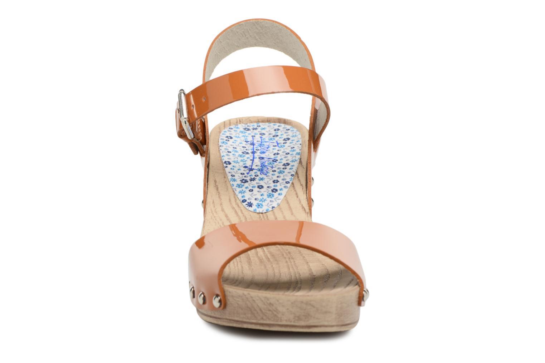 Sandals Ippon Vintage Sok colors Brown model view