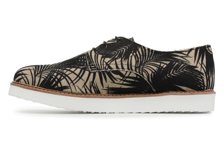 Lace-up shoes Ippon Vintage James tropic Multicolor front view