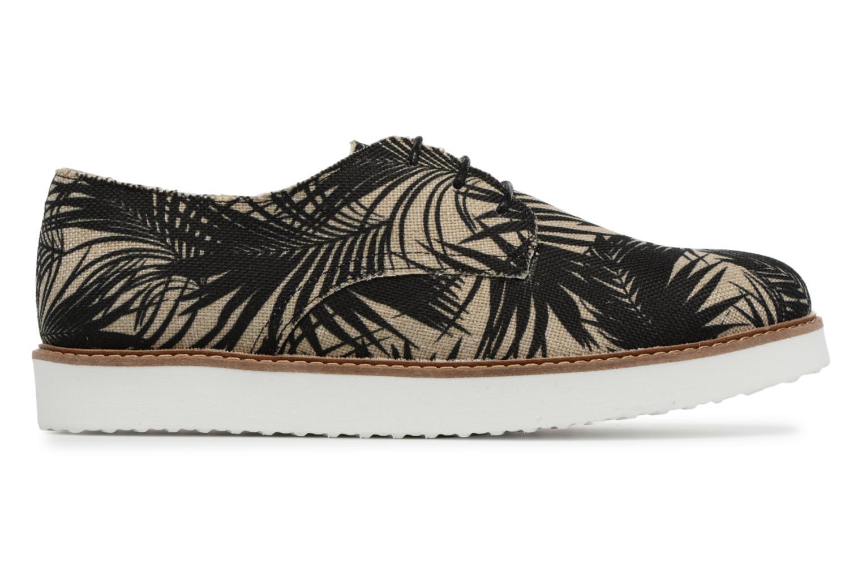 Lace-up shoes Ippon Vintage James tropic Multicolor back view