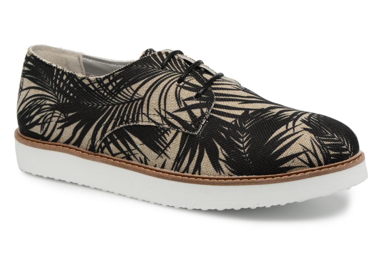 Lace-up shoes Ippon Vintage James tropic Multicolor detailed view/ Pair view