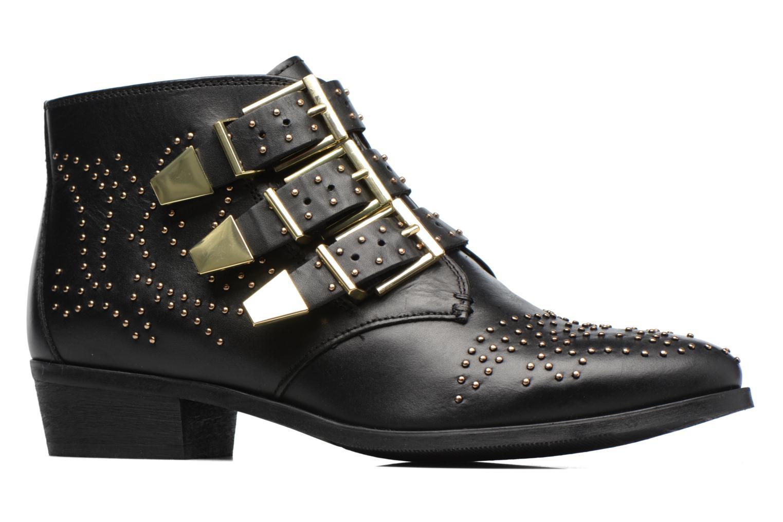 Bottines et boots Bronx Brezax 2 Noir vue derrière