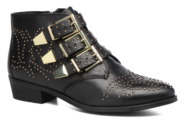 Bottines et boots Bronx Brezax 2 Noir vue détail/paire