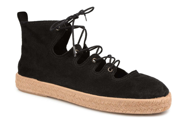 Zapatos promocionales Smile Smile Joy week (Negro) - Alpargatas   Zapatos casuales salvajes