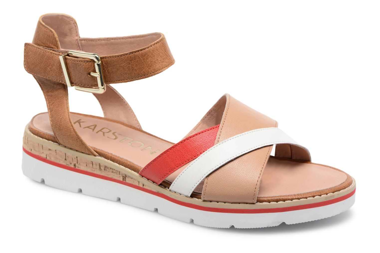 Zapatos promocionales Karston Kismi (Marrón) - Sandalias   Los zapatos más populares para hombres y mujeres
