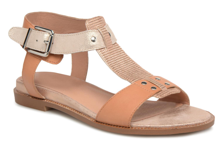 Zapatos promocionales Karston Souki (Naranja) - Sandalias   Descuento de la marca