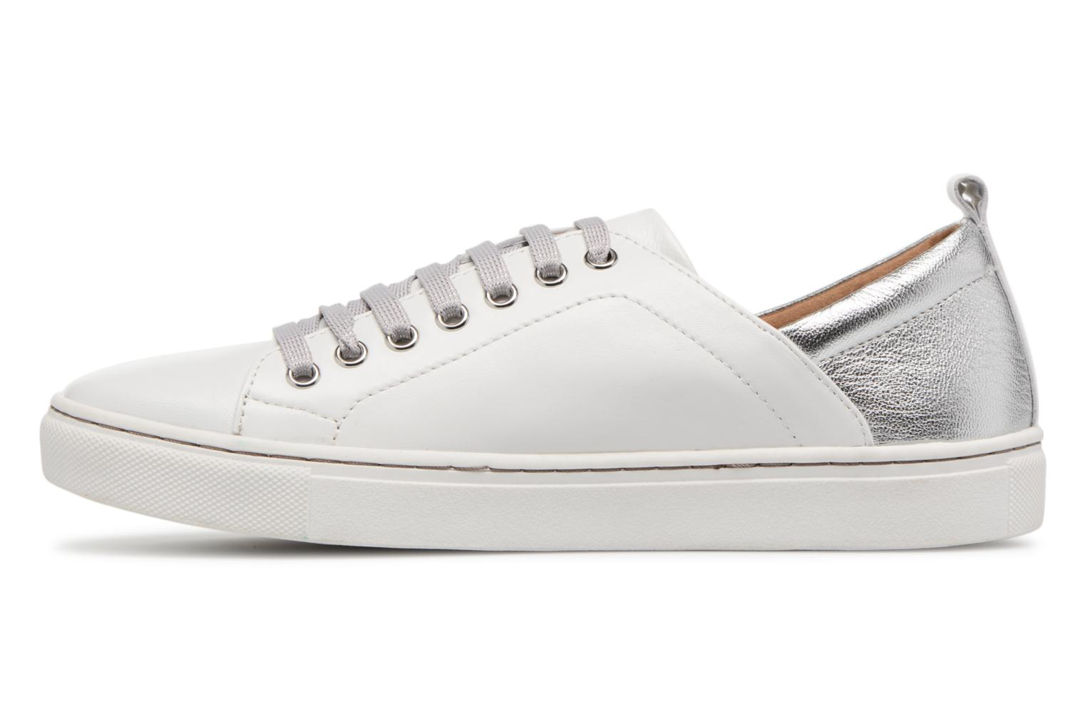 Trainers Karston Tafy White front view