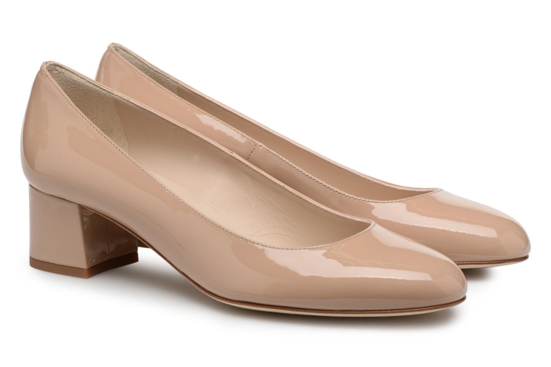 High heels L.K. Bennett Maisy Beige 3/4 view