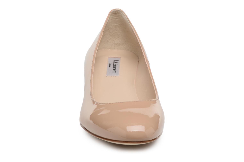 High heels L.K. Bennett Maisy Beige model view