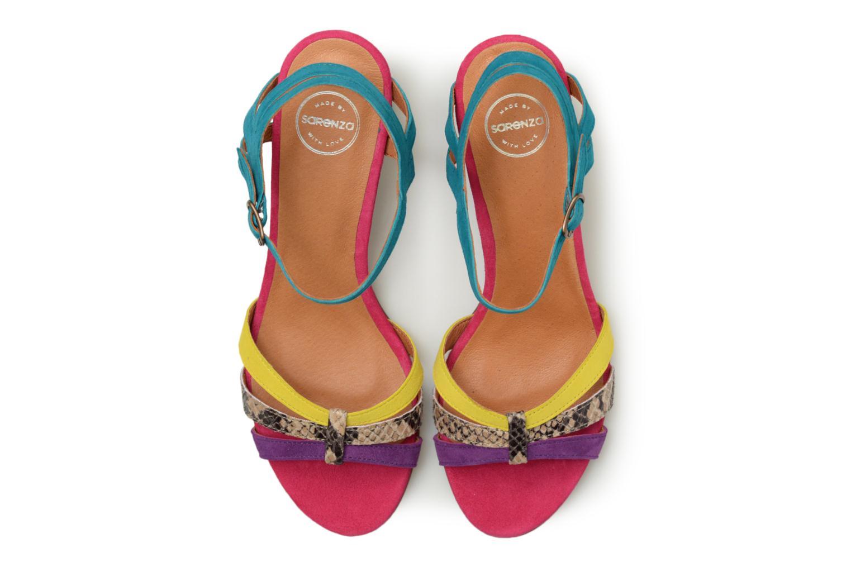 Sandalen Made by SARENZA Carioca Crew Sandales à Talons #4 Multicolor model