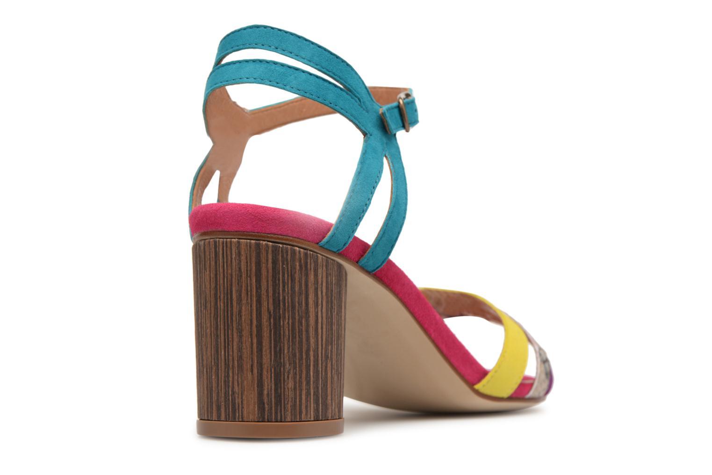 Sandalen Made by SARENZA Carioca Crew Sandales à Talons #4 Multicolor voorkant