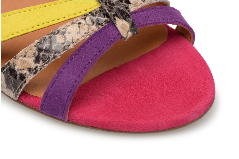 Sandalen Made by SARENZA Carioca Crew Sandales à Talons #4 Multicolor links