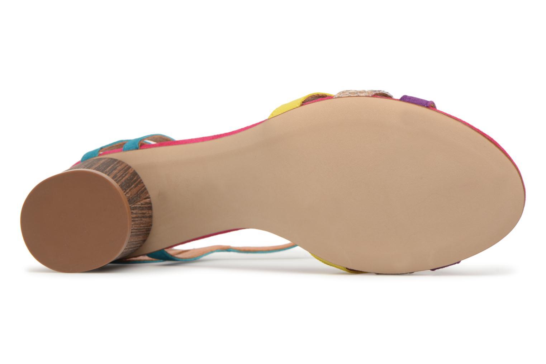 Sandalen Made by SARENZA Carioca Crew Sandales à Talons #4 Multicolor boven