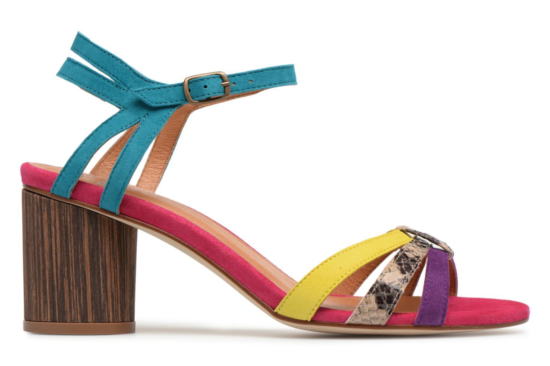 Sandalen Made by SARENZA Carioca Crew Sandales à Talons #4 Multicolor detail