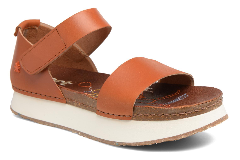 Los últimos zapatos de hombre y (Marrón) mujer Art Mykonos 1260 (Marrón) y - Sandalias en Más cómodo 3a122c