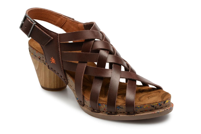 Zapatos cómodos y versátiles Art I Sandalias Laugh 1114 (Marrón) - Sandalias I en Más cómodo 2285dc