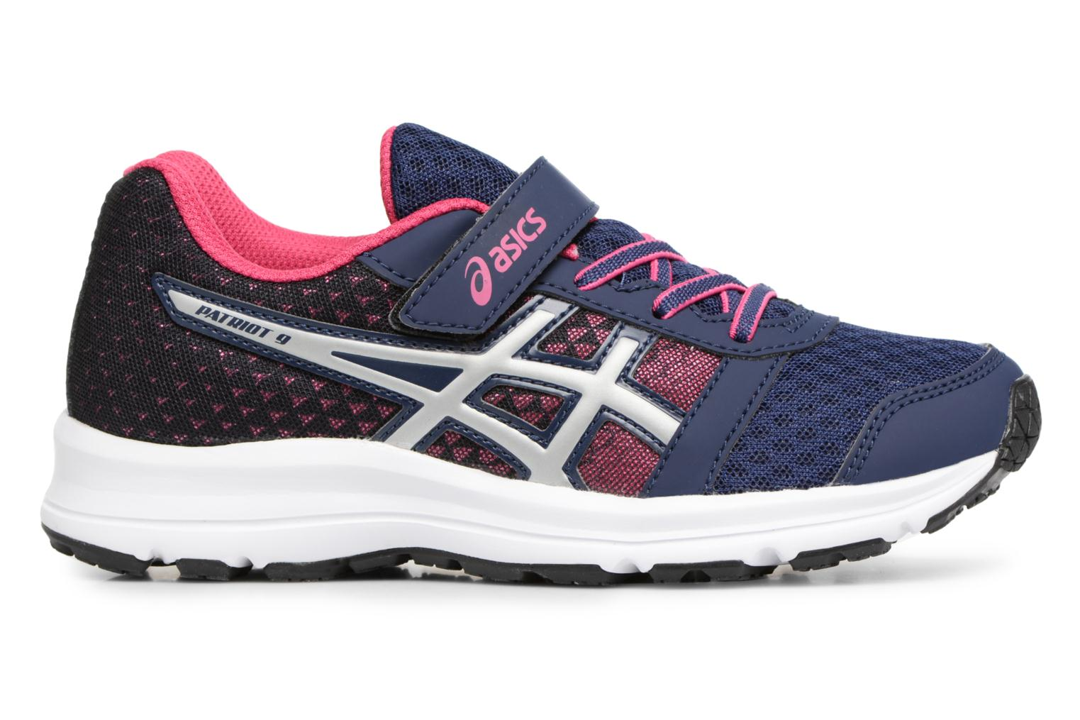 9 Purple Fuchsia Blue Indigo PS Patriot Asics Silver 6w5HUf6q