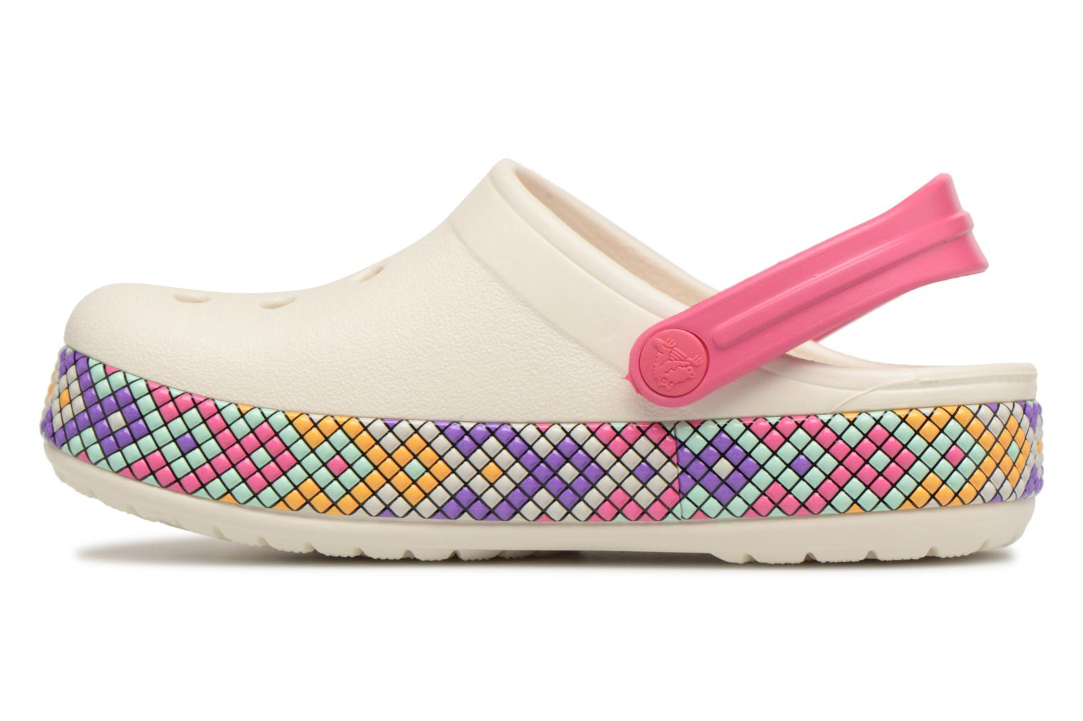 Gallery Kids Crocband Oyster Clog Crocs F5Zxqxw