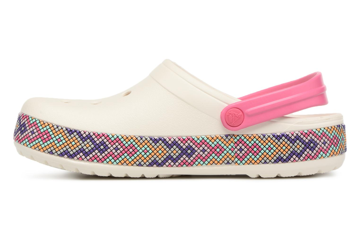 Crocband Gallery Clog Oyster