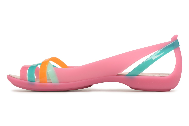 Crocs Isabella Huarache 2 Preis-Leistungs-Verhältnis, Flat W (mehrfarbig) -Gutes Preis-Leistungs-Verhältnis, 2 es lohnt sich,Boutique-3067 924db9