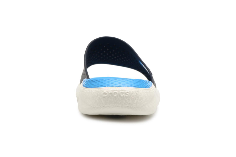 white M Slide Navy LiteRide Crocs HZqIXX