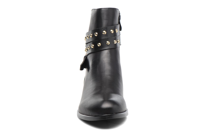 Bottines et boots Buffalo Cléa Boots Noir vue portées chaussures