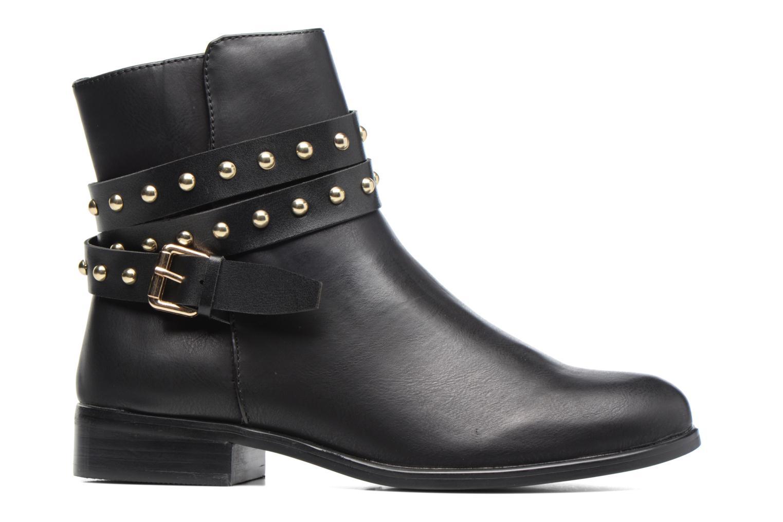 Bottines et boots Buffalo Cléa Boots Noir vue derrière