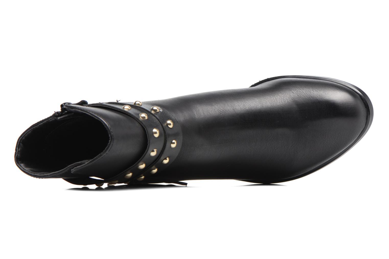 Bottines et boots Buffalo Cléa Boots Noir vue gauche