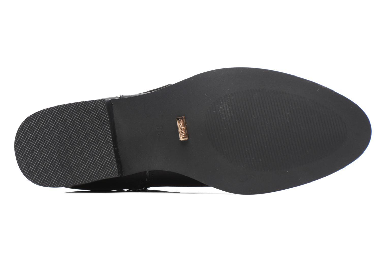 Bottines et boots Buffalo Cléa Boots Noir vue haut