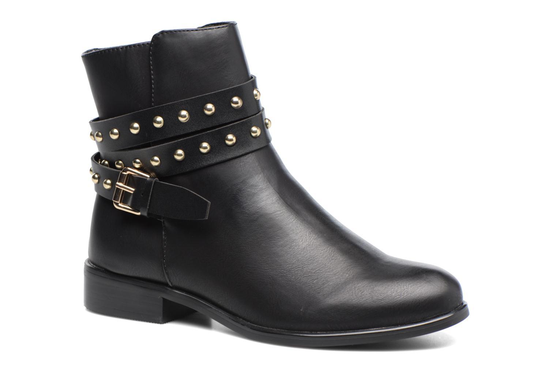 Stiefeletten & Boots Buffalo Cléa Boots schwarz detaillierte ansicht/modell
