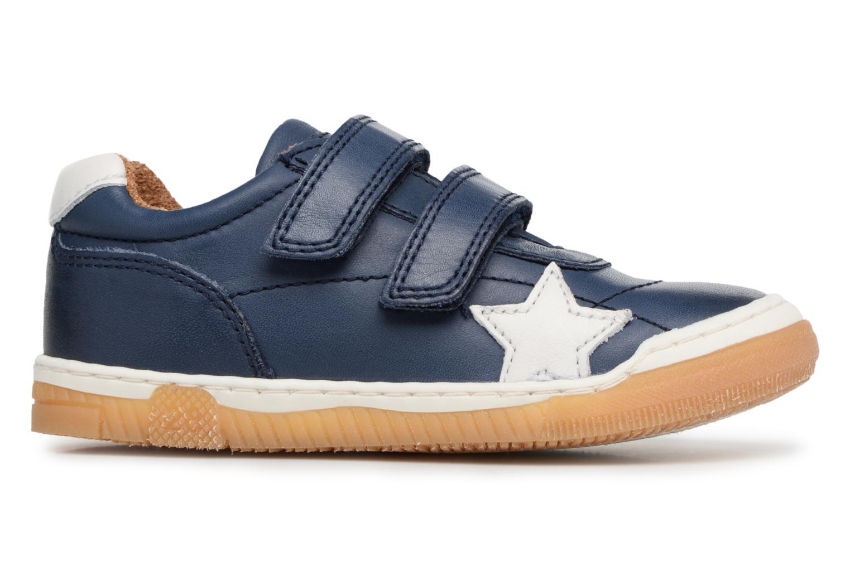 Baskets Bisgaard Ebbe Bleu vue derrière