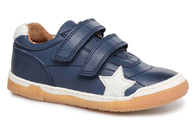 Baskets Bisgaard Ebbe Bleu vue détail/paire