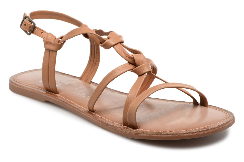I Love Shoes - Damen - Kenania Leather - Sandalen - gold/bronze TtdSzYMoQ