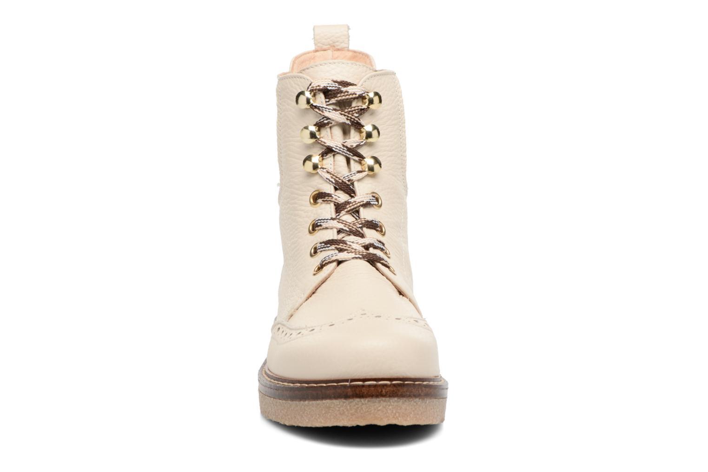 MIMI Boots Ecru