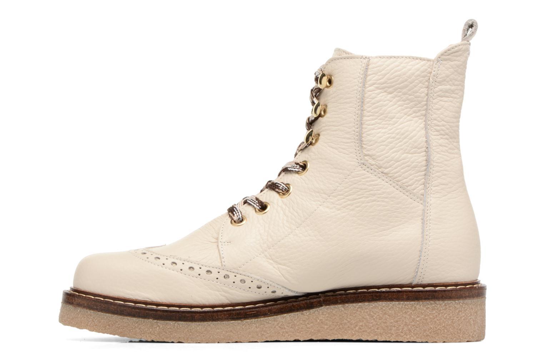 Bottines et boots Jonak MIMI Boots Beige vue face