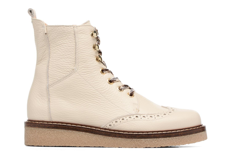 Stiefeletten & Boots Jonak MIMI Boots beige ansicht von hinten