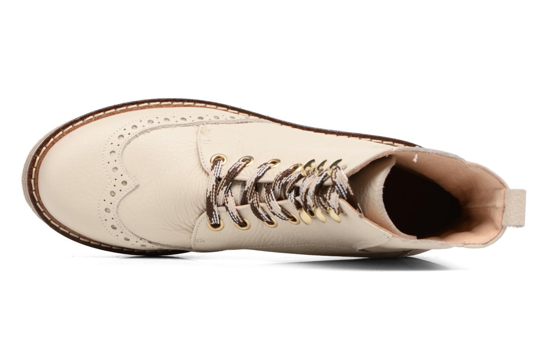 Stiefeletten & Boots Jonak MIMI Boots beige ansicht von links