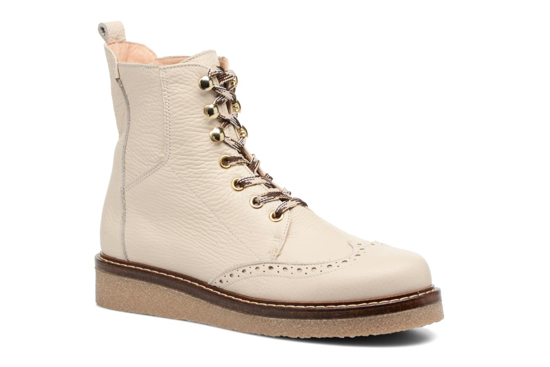 Stiefeletten & Boots Jonak MIMI Boots beige detaillierte ansicht/modell