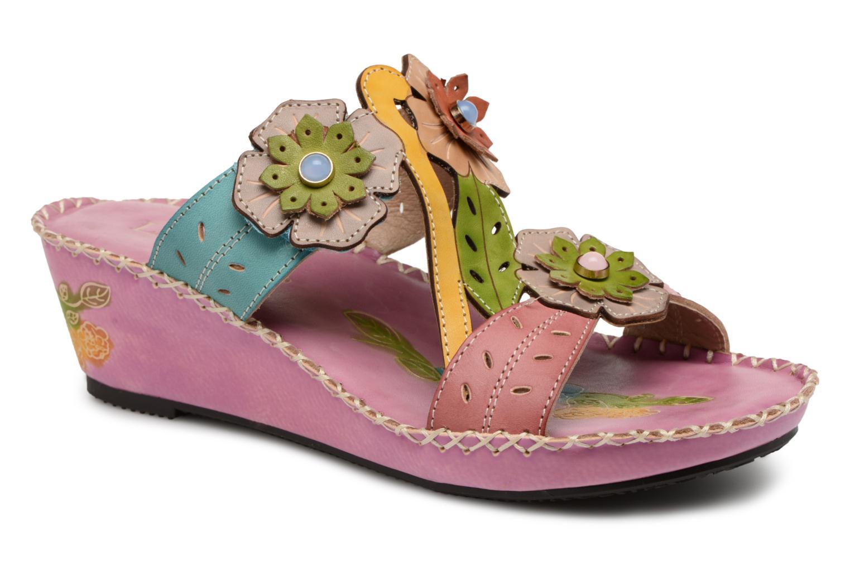 Grandes descuentos últimos zapatos Laura Vita Betsy65 (Rosa) - Zuecos Descuento