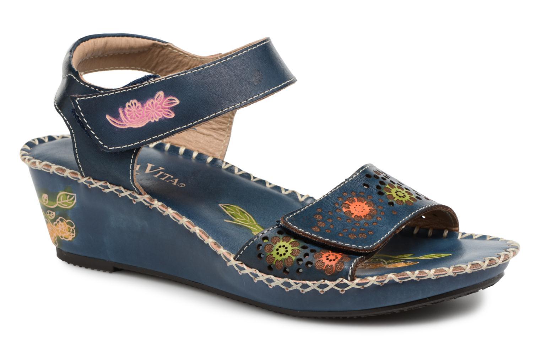 Sandales et nu-pieds Laura Vita Betsy67 Bleu vue détail/paire