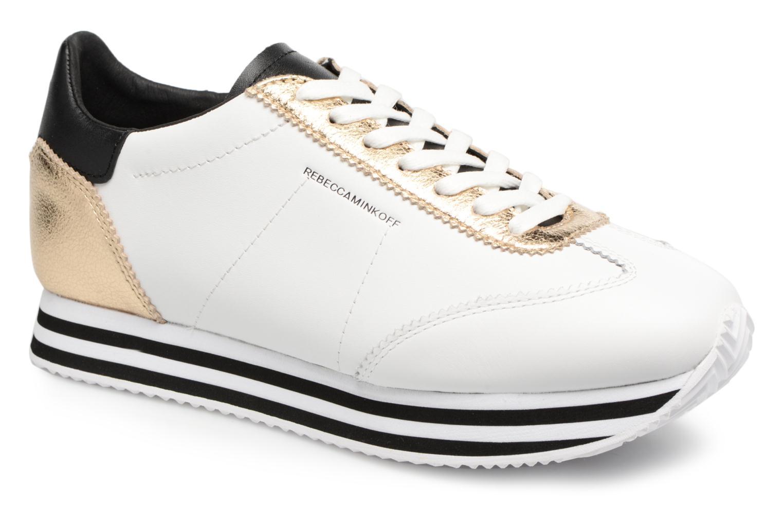 Grandes descuentos últimos zapatos Rebecca Minkoff Susanna (Blanco) - Deportivas Descuento