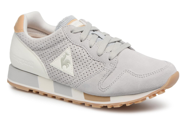 Zapatos promocionales Le Coq Sportif Omega Premium (Gris) - Deportivas   Descuento de la marca