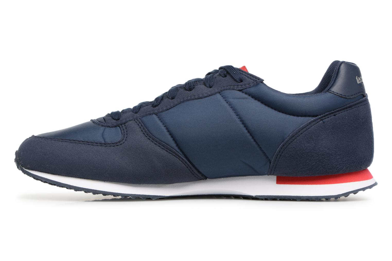 Sneakers Le Coq Sportif Onyx Nylon Blauw voorkant