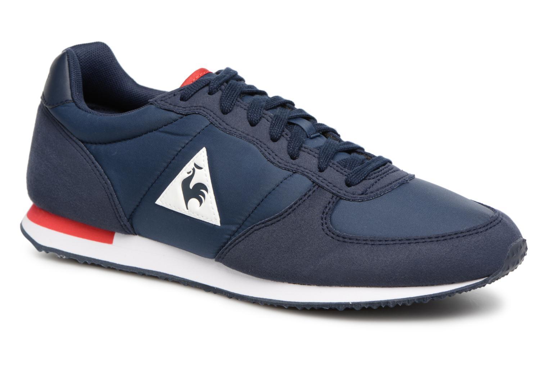 Sneakers Le Coq Sportif Onyx Nylon Blauw detail