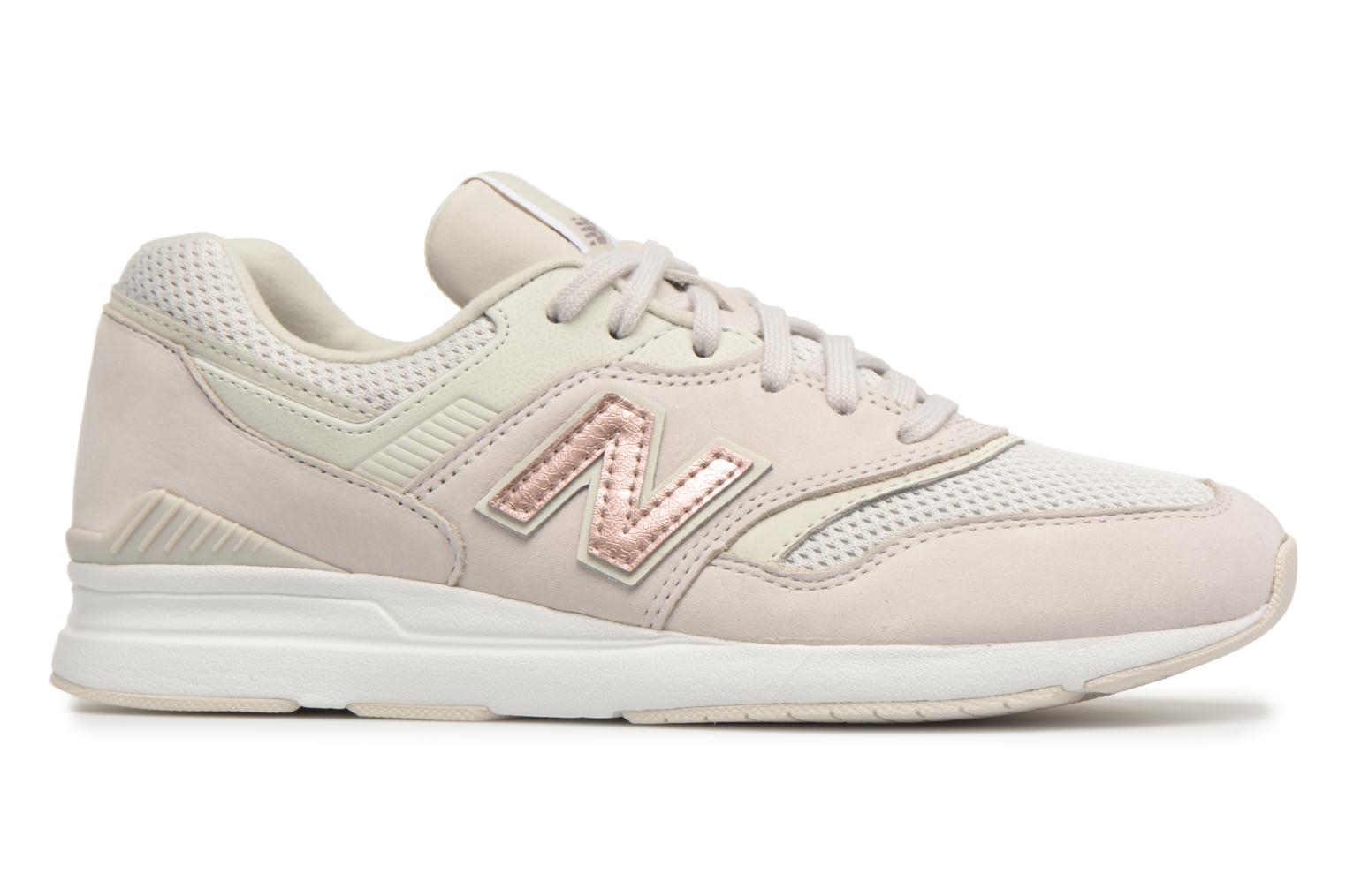 Trainers New Balance WL697 White back view