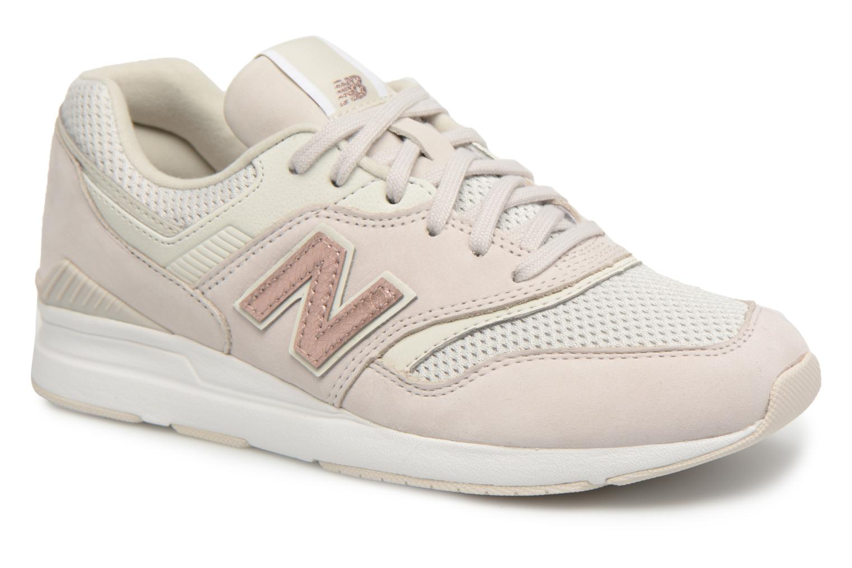 Grandes descuentos últimos zapatos New Balance WL697 (Blanco) - Deportivas Descuento